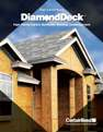 DiamondDeck® High Performance Synthetic Underlayment  Brochure