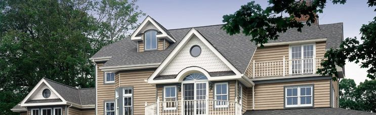 CertainTeed roofing shingles will add to curb appeal, value, and comfort of your home.