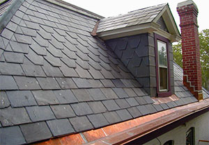 An Increasingly Popular Roofing Material Among Upscale Homes, Slate Tiles  Can Be Expensive But Offer A Very Natural Look That Can Be Laid Out In A  Variety ...